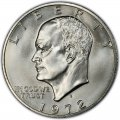 1972 Eisenhower Dollar Value
