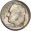 1955 Roosevelt Dime