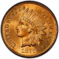 1877 Indian Head Pennies