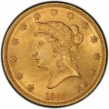 1839 Liberty Head $10 Gold Eagle