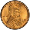 1944 Lincoln Wheat Pennies