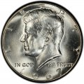 1967 Kennedy Half Dollar Value
