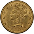 1850 Liberty Head $10 Gold Eagle