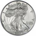 2002 American Silver Eagle Value