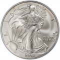 2004 American Silver Eagle Value