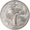2004 American Silver Eagle Value