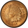 1865 Indian Head Pennies