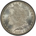 1881 Morgan Silver Dollar Value
