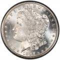 1887 Morgan Silver Dollar Value