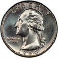 1964 Washington Quarter Value
