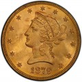 1879 Liberty Head $10 Gold Eagle