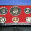 United States Mint Proof Sets Versus Uncirculated Sets – What Are They & How Do They Differ?