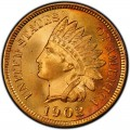 1902 Indian Head Pennies