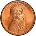 1933 Lincoln Wheat Pennies