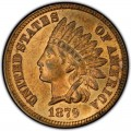 1879 Indian Head Pennies