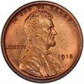 1915 Lincoln Wheat Pennies