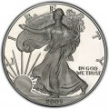2005 American Silver Eagle Value
