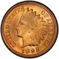 1893 Indian Head Pennies