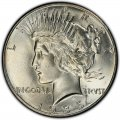 1935 Peace Dollar Value