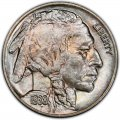 1938 Buffalo Nickel Dollar Value