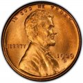 1939 Lincoln Wheat Pennies