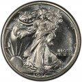 1936 Walking Liberty-half Dollar
