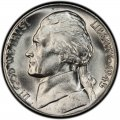 1945 Jefferson Nickel