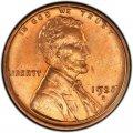 1920 Lincoln Wheat Pennies