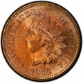 1868 Indian Head Pennies