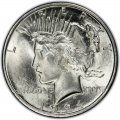 1924 Peace Dollar Value