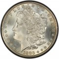 1883 Morgan Silver Dollar Value