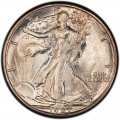 1927 Walking Liberty Half Dollar