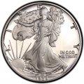 1988 American Silver Eagle Value