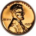 1957 Lincoln Wheat Pennies