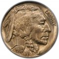 1937 Buffalo Nickel Dollar Value
