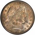 1915 Barber Half Dollar