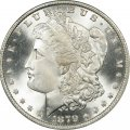 1879 Morgan Silver Dollar Value
