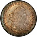 1801 Draped Bust Silver Dollar