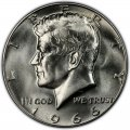 1966 Kennedy Half Dollar Value