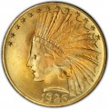 1926 Indian Head Gold $10 Eagle