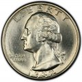 1932 Washington Quarter Value