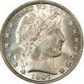 1897 Barber Half Dollar