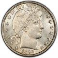 1892 Barber Half Dollar