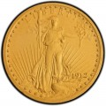 1912 Saint-Gaudens Double Eagle