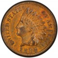 1888 Indian Head Pennies