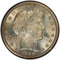1893 Barber Half Dollar