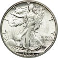 1928 Walking Liberty Half Dollar