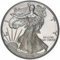 1996 American Silver Eagle Value