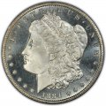 1884 Morgan Silver Dollar Value