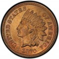 1870 Indian Head Pennies